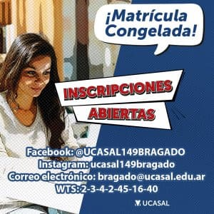 ucasal bragado TV