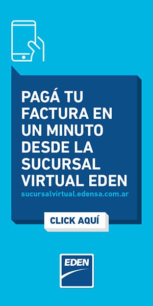 Eden Sucursal virtual bragado tv